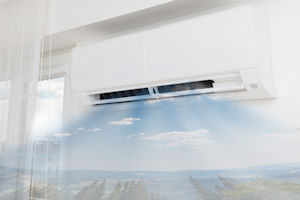 residential split system air conditioning